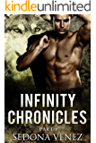 Infinity Chronicles - Part One: Paranormal Shape Shifter Alpha Male romance (Valkyries: Soaring Raven Book 1)