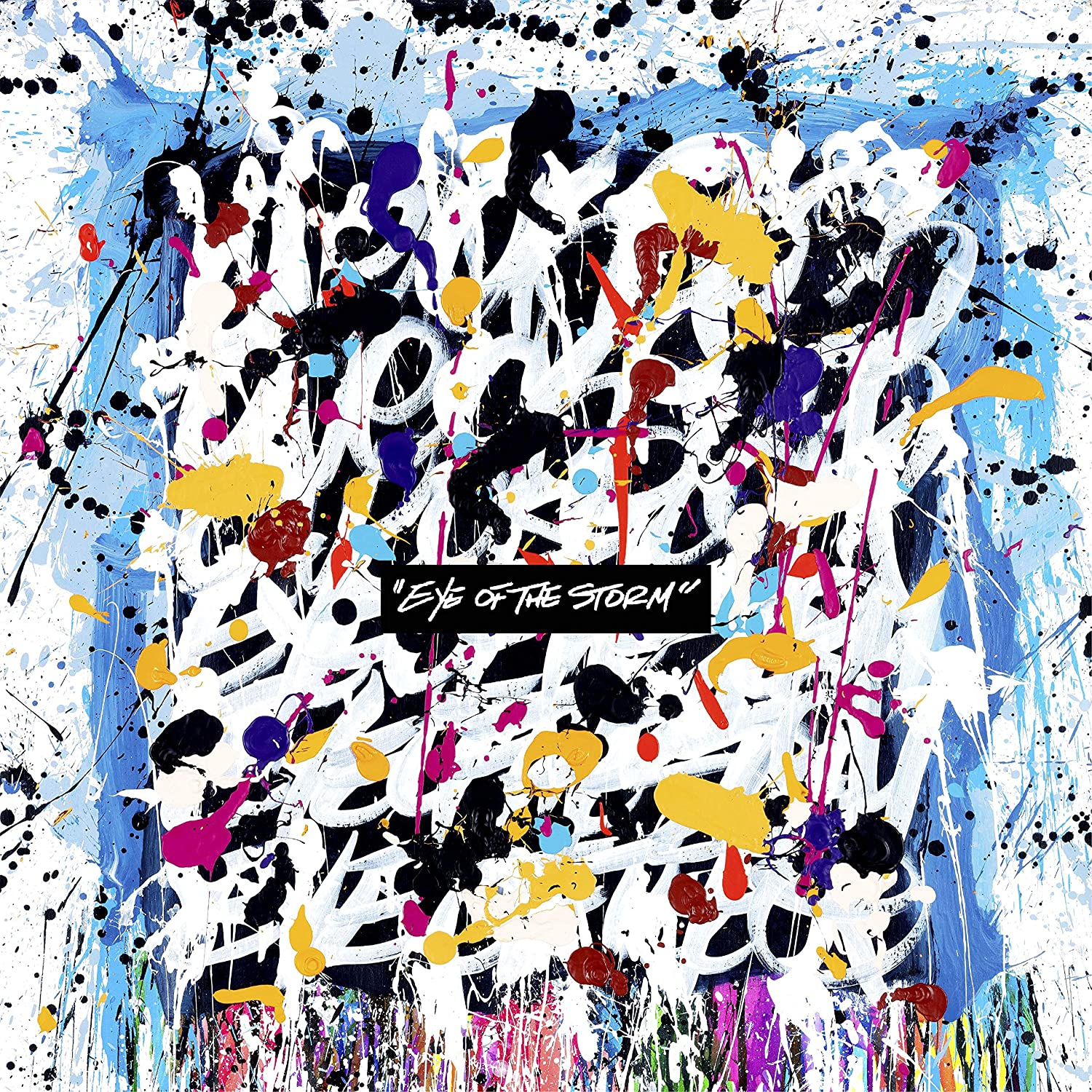 Amazon Eye Of The Storm 通常盤 One Ok Rock J Pop 音楽