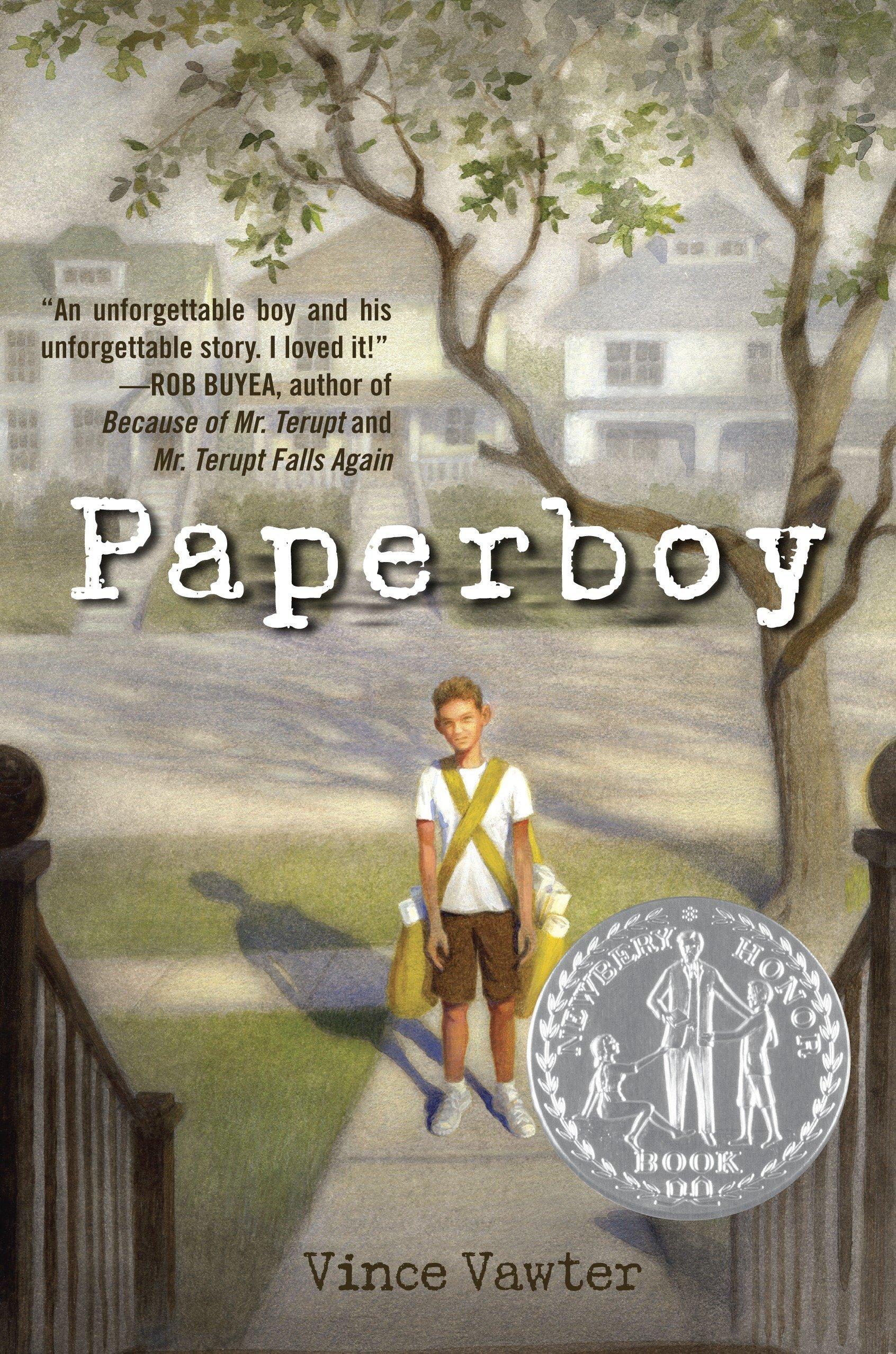 Paperboy: Vawter, Vince: 9780385742443: Amazon.com: Books