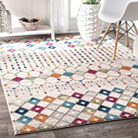 Deals on NuLOOM Moroccan Blythe Area Rug 4ft x 6ft