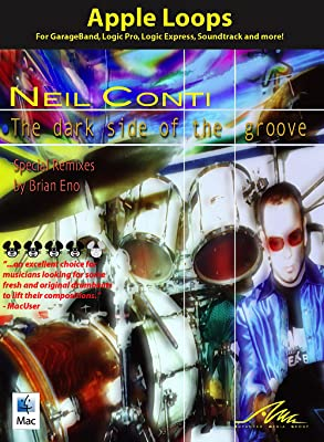 Dark Side of the Groove - Neil Conti - Apple Loops for GarageBand & Logic [Download]