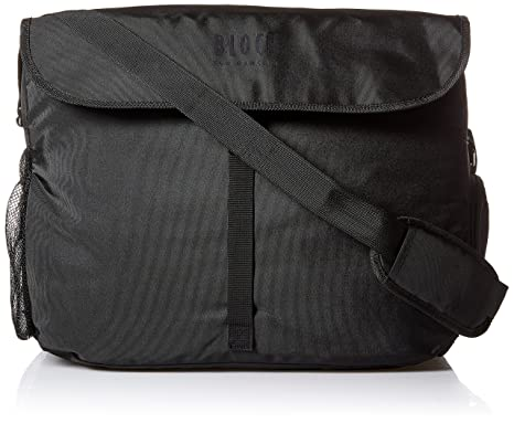 4837c276ecb7 Amazon.com: Bloch Dance Bag, Black One Size: Sports & Outdoors