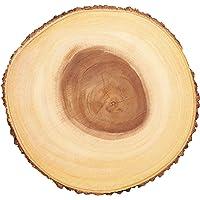 Kitchencraft Artesà Árbol tronco tabla de quesos/bandeja