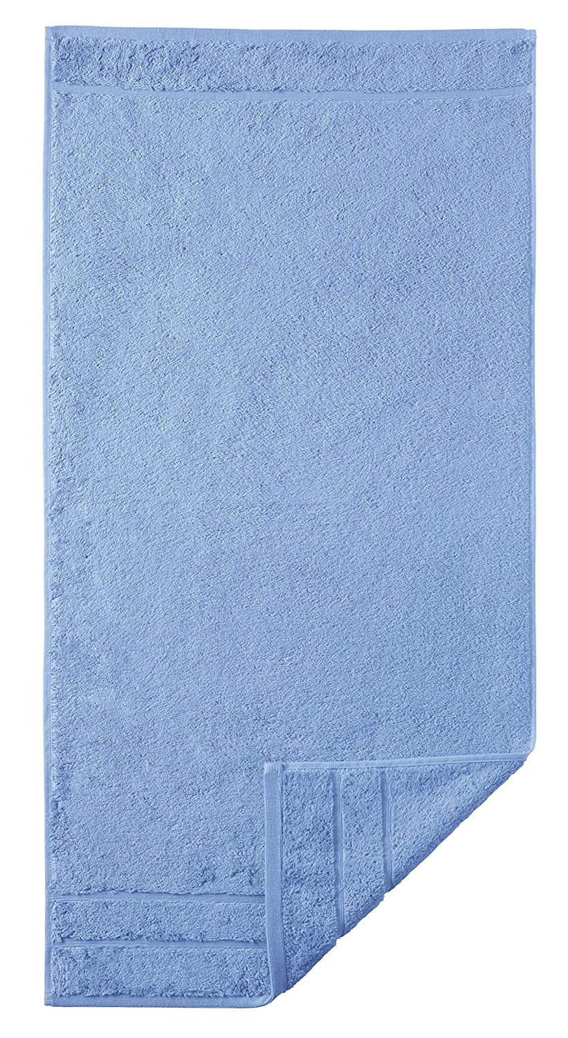 Aneesi Bath & Leisure Prestige Supima Towel – Light Blue Asciugamano ospite (30 x 50 cm) blue 25001