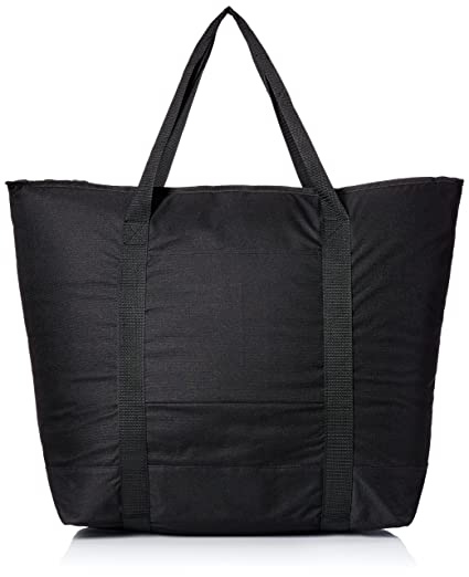 7bdea936277d Image Unavailable. Image not available for. Color  DALIX 25 quot  Large  Cooler Tote Bag w Zipper Insulated ...