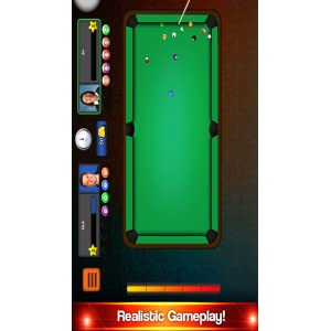 Pool - 8 Ball Version by Mobile HD Games For Free: Amazon.es ...