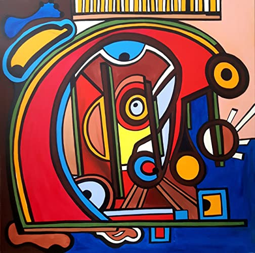 Moderne Kunstwerke original kunstwerk gemälde acrylbild moderne kunst abstrakte kunst