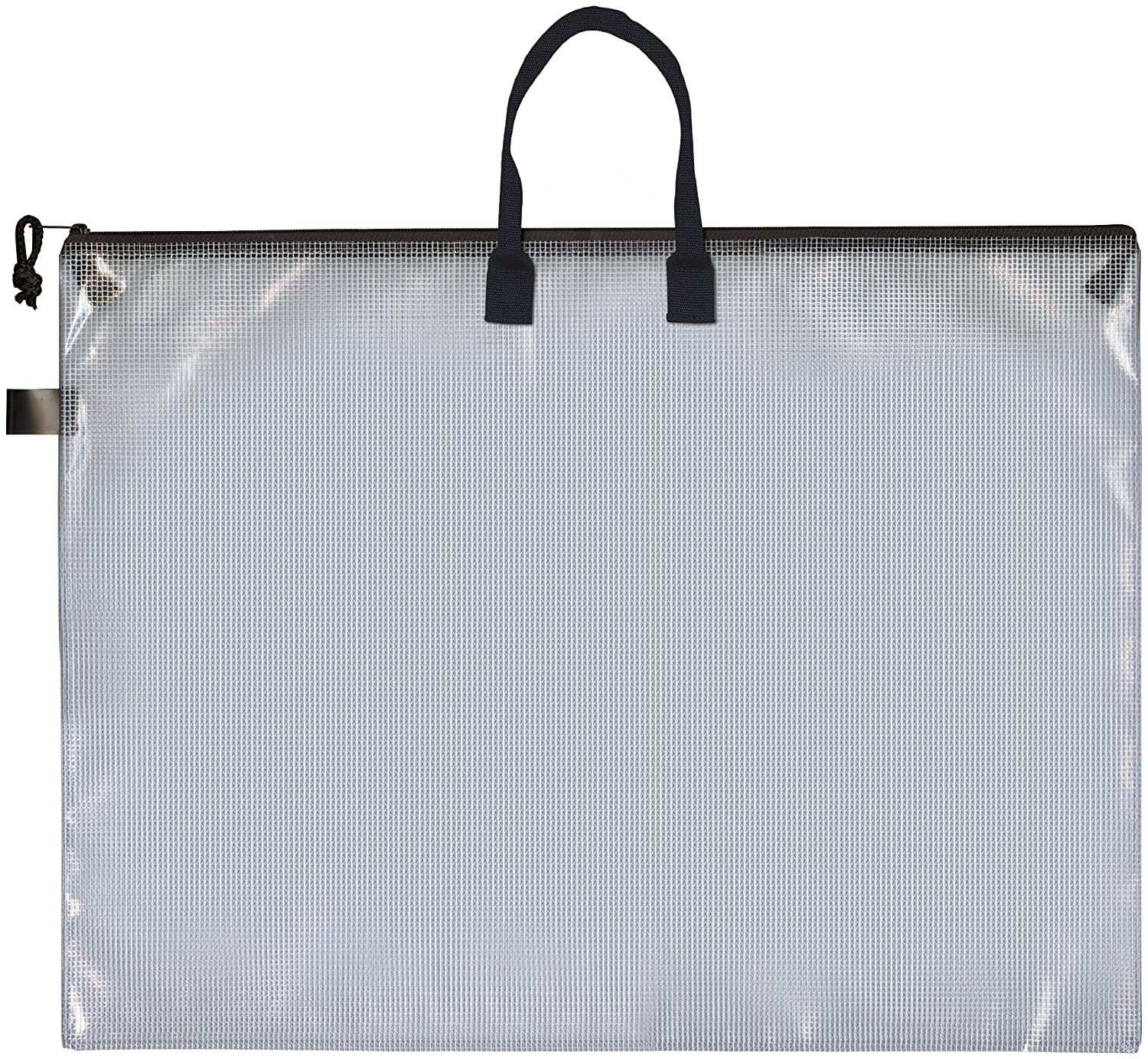 19-inch x 25-inch Mesh Bag with Zipper and Handle