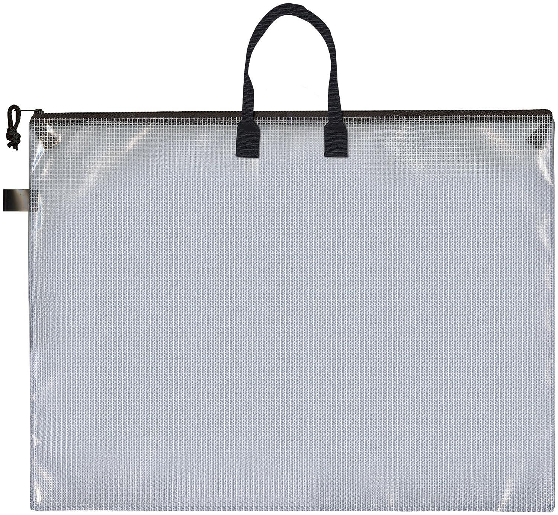 5 x 9 Pro Art PRO-7180 Mesh and Vinyl Bag with Zipper