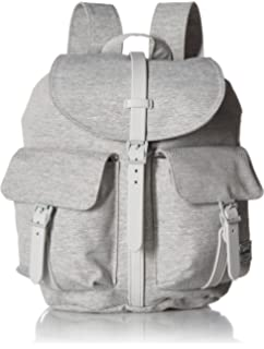 Herschel Dawson X-Small Backpack, Light Grey Crosshatch, One Size
