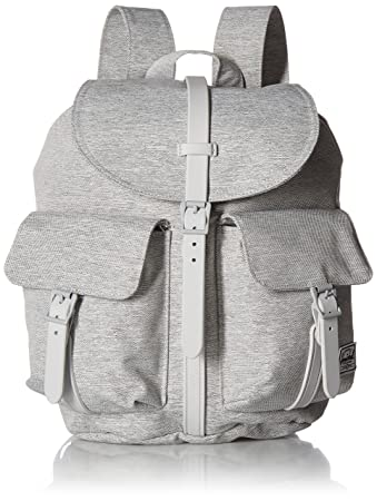 d9ca5c64ab Herschel Dawson X-Small Backpack Light Grey Crosshatch One Size