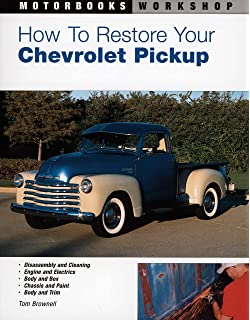 Chevrolet inline six cylinder power manual leo santucci how to restore your chevrolet pickup motorbooks workshop fandeluxe Gallery