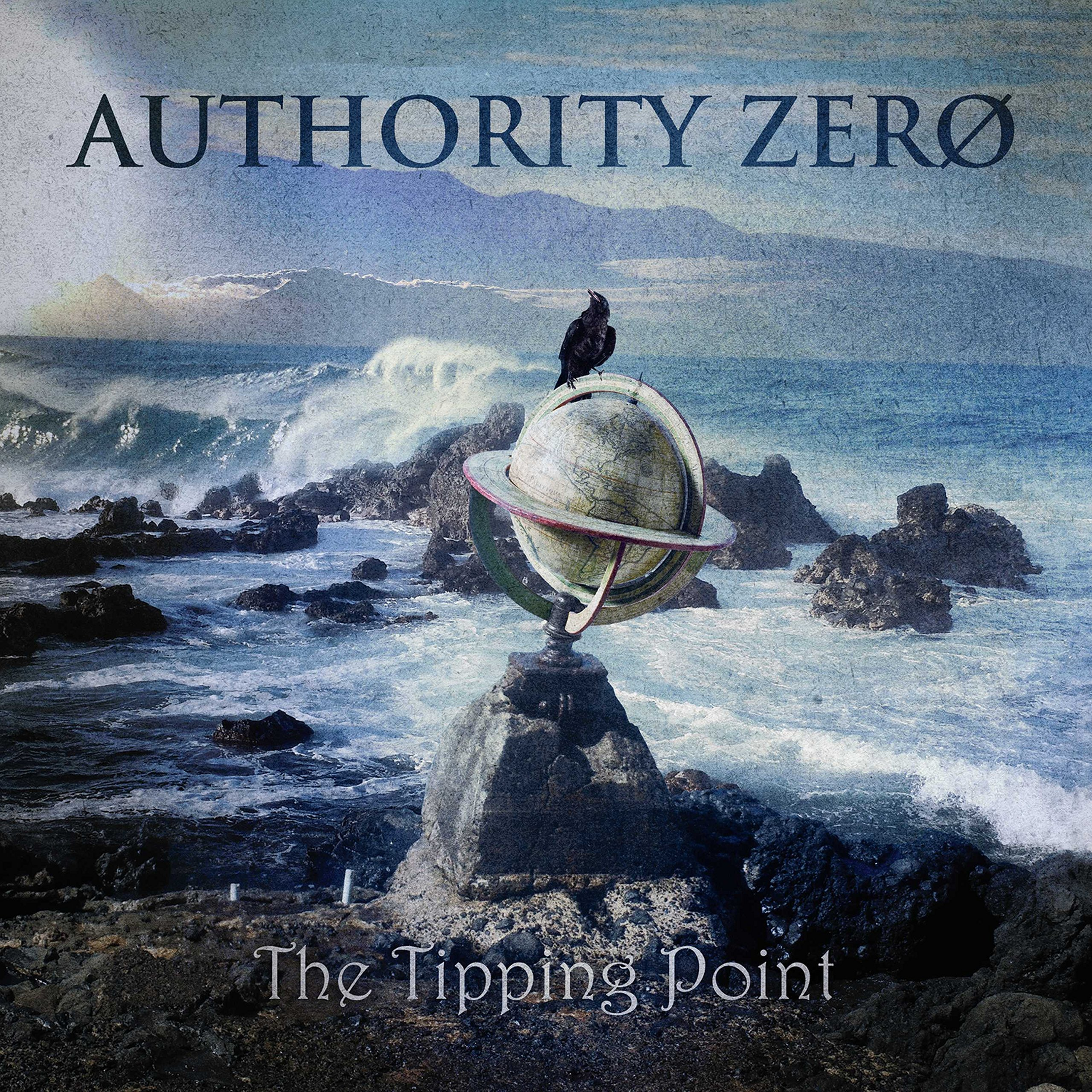 AUTHORITY ZERO - TIPPING POINT (COLV)