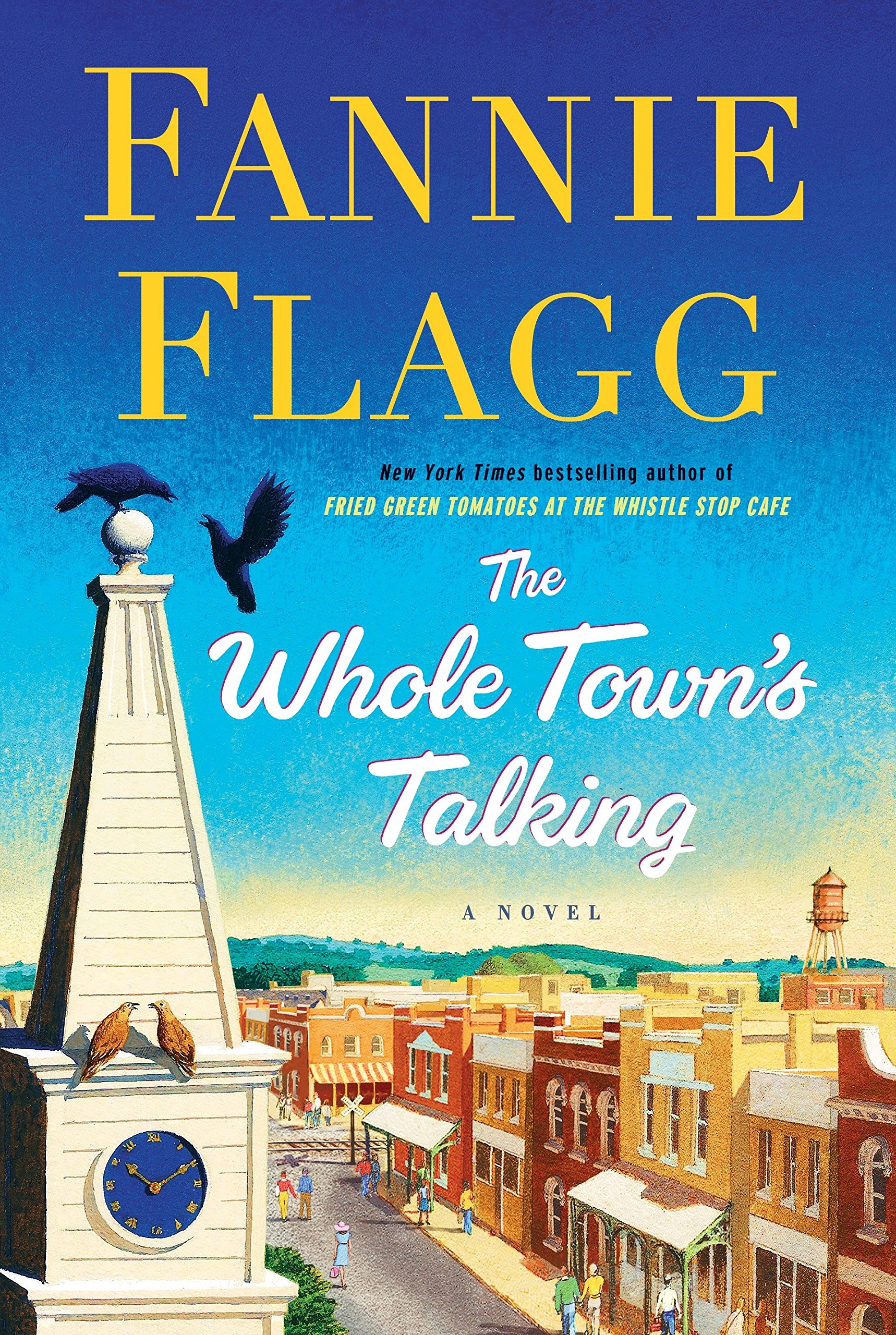 Fannie Flaggs All-Time Favorite Reads