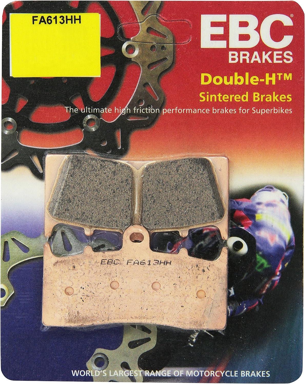 REAR EBC HH RATED SINTERED BRAKE PADS 2011-2015 BMW K 1600 GT K1600 GT GTL