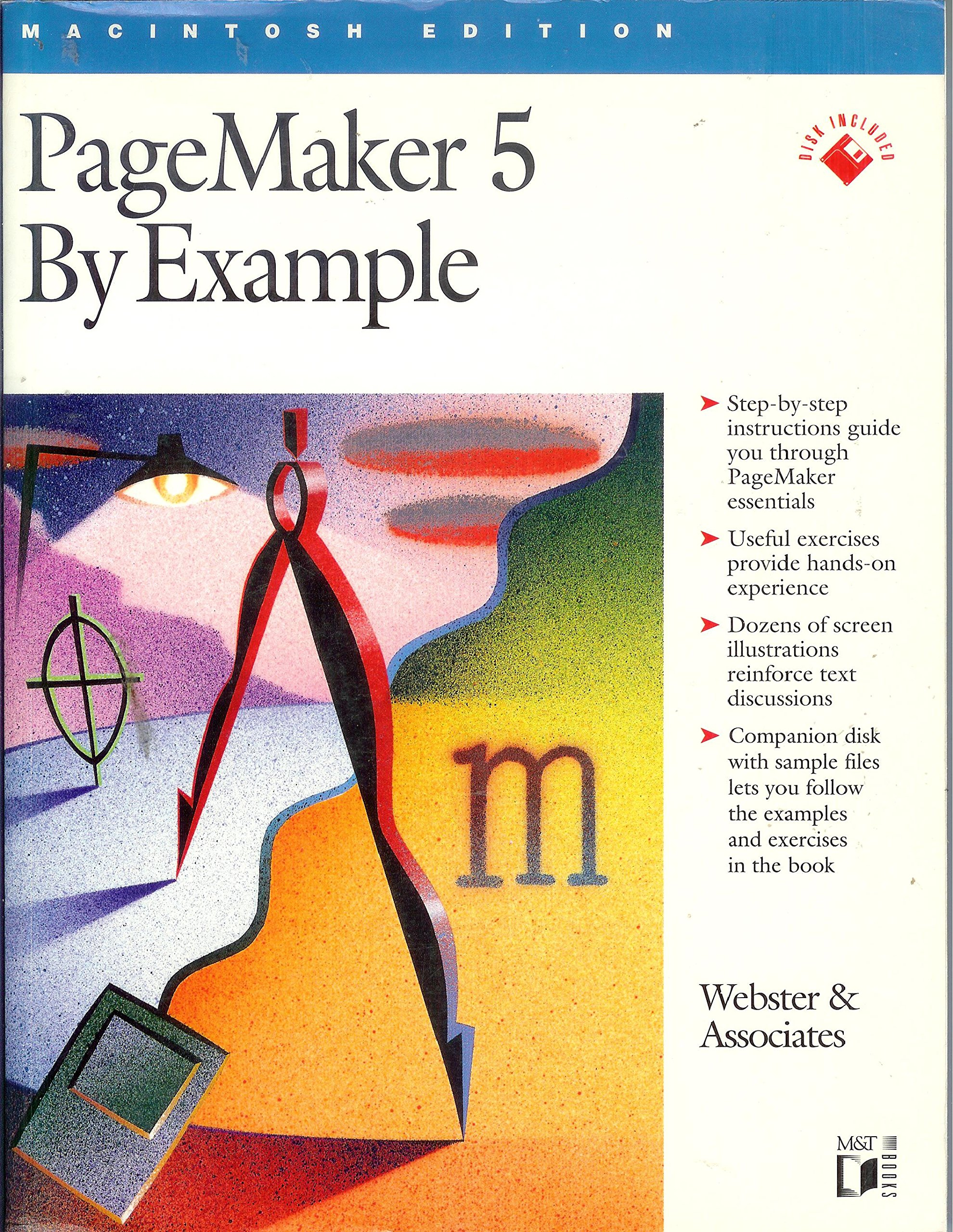 pagemaker 5 by example