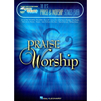 The Best Praise & Worship Songs Ever: E-Z Play Today Volume 107 book cover
