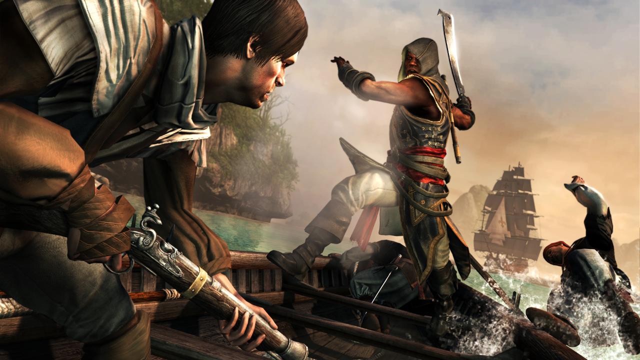 Assassin S Creed Iv Black Flag Season Pass Pc Code Uplay