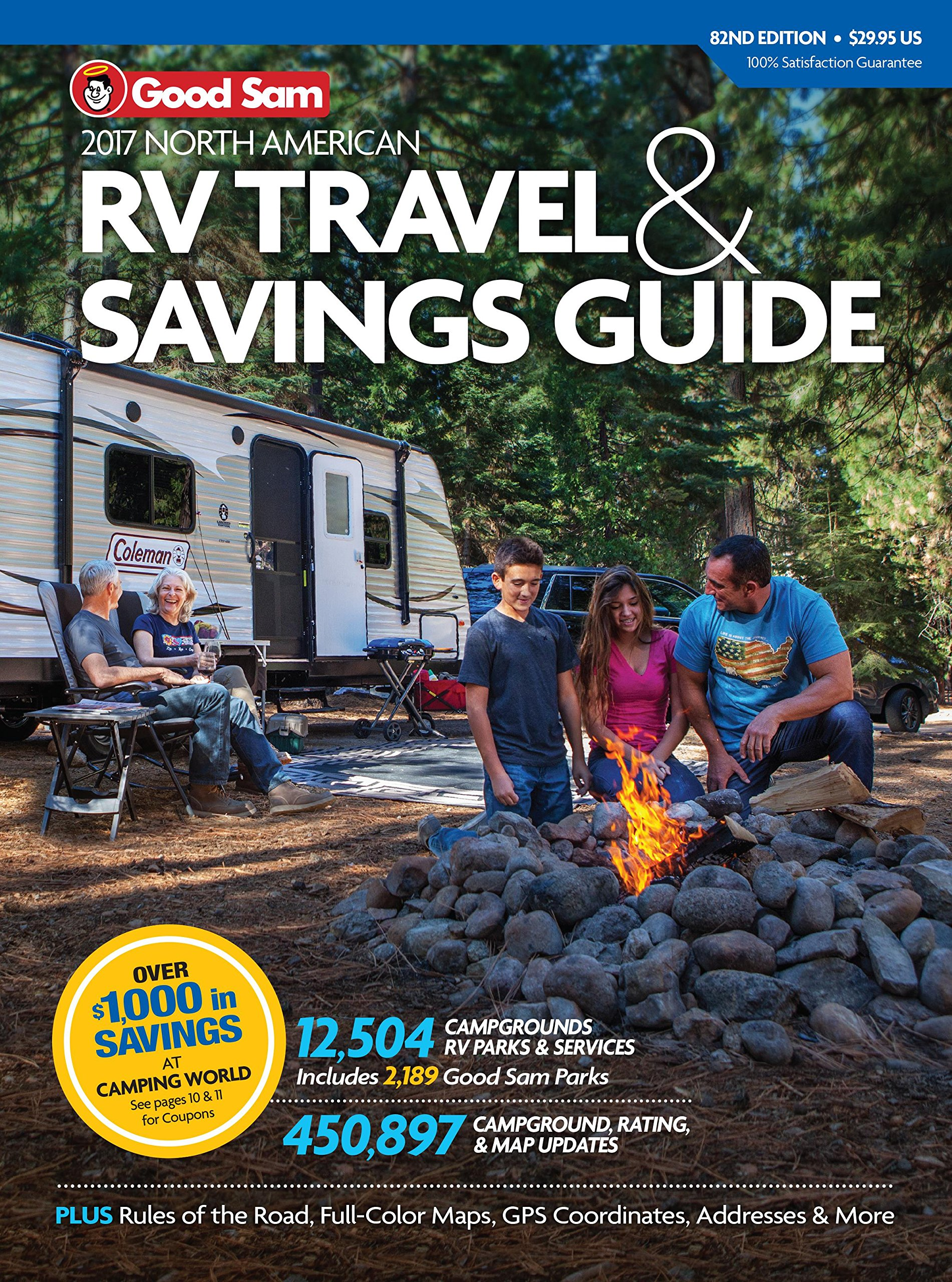 Travel Savings Guide Campground Directory product image