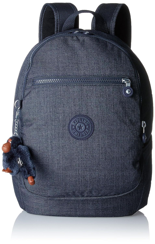 [キプリング] Amazon公式 正規品 CLAS CHALLENGER リュック K15016 B06XP65YRJ Jeans True Blue Jeans True Blue