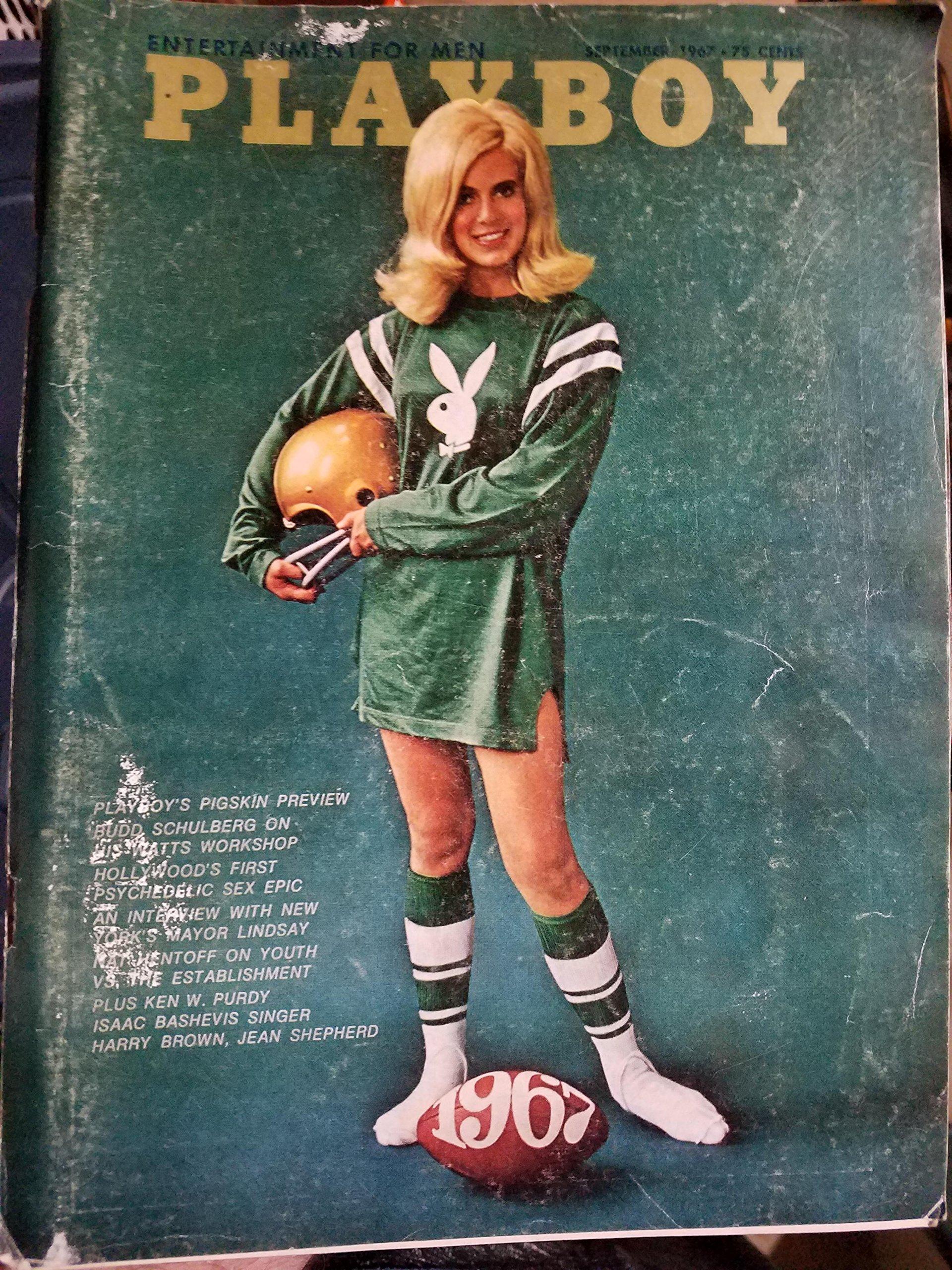 Playboy Magazine, September 1967 (No. 9, Vol. 14): Amazon.com: Books