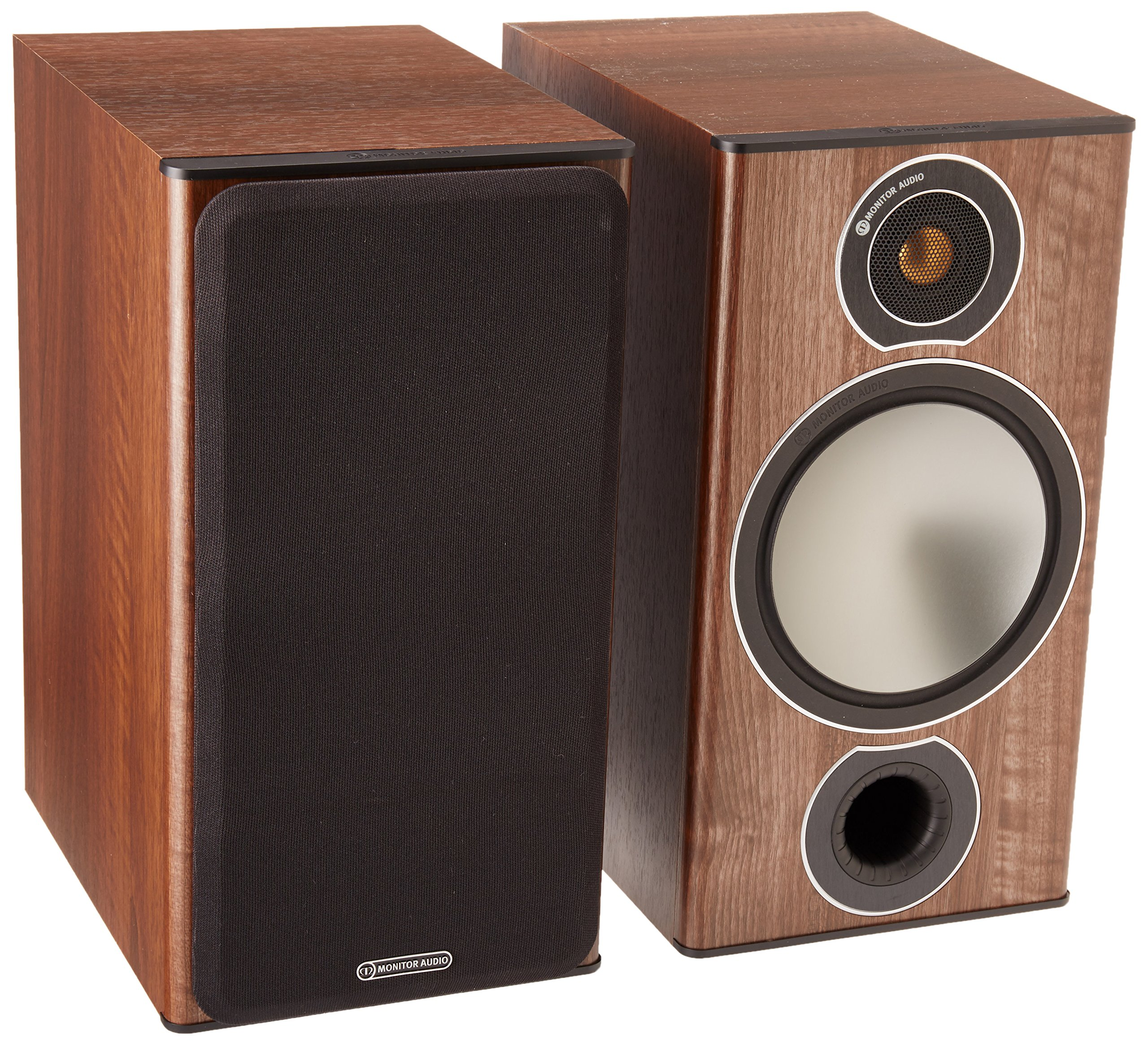 Parlante : Monitor Audio Bronze 2 Bookshelf Speakers