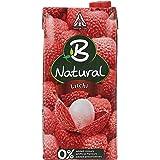 B Natural Juice - Litchi,1 L Carton