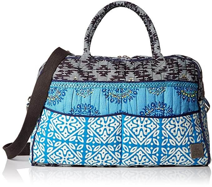 Amazon.com: Prana bhakti Weekender de la mujer bolsa: Clothing