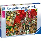 Ravensburger Colin Thompson - Hidden World 1000pc Jigsaw Puzzle