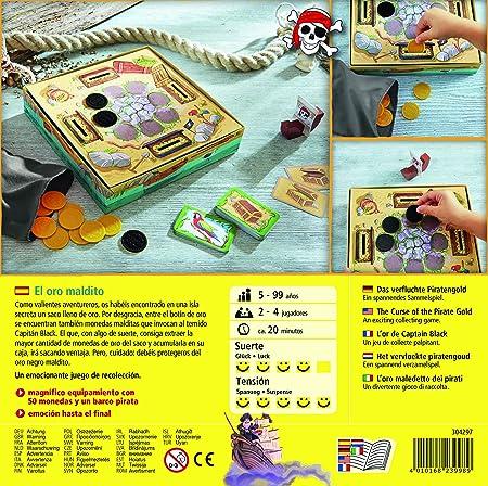 El Oro Maldito Haba , color/modelo surtido: Amazon.es: Juguetes y juegos