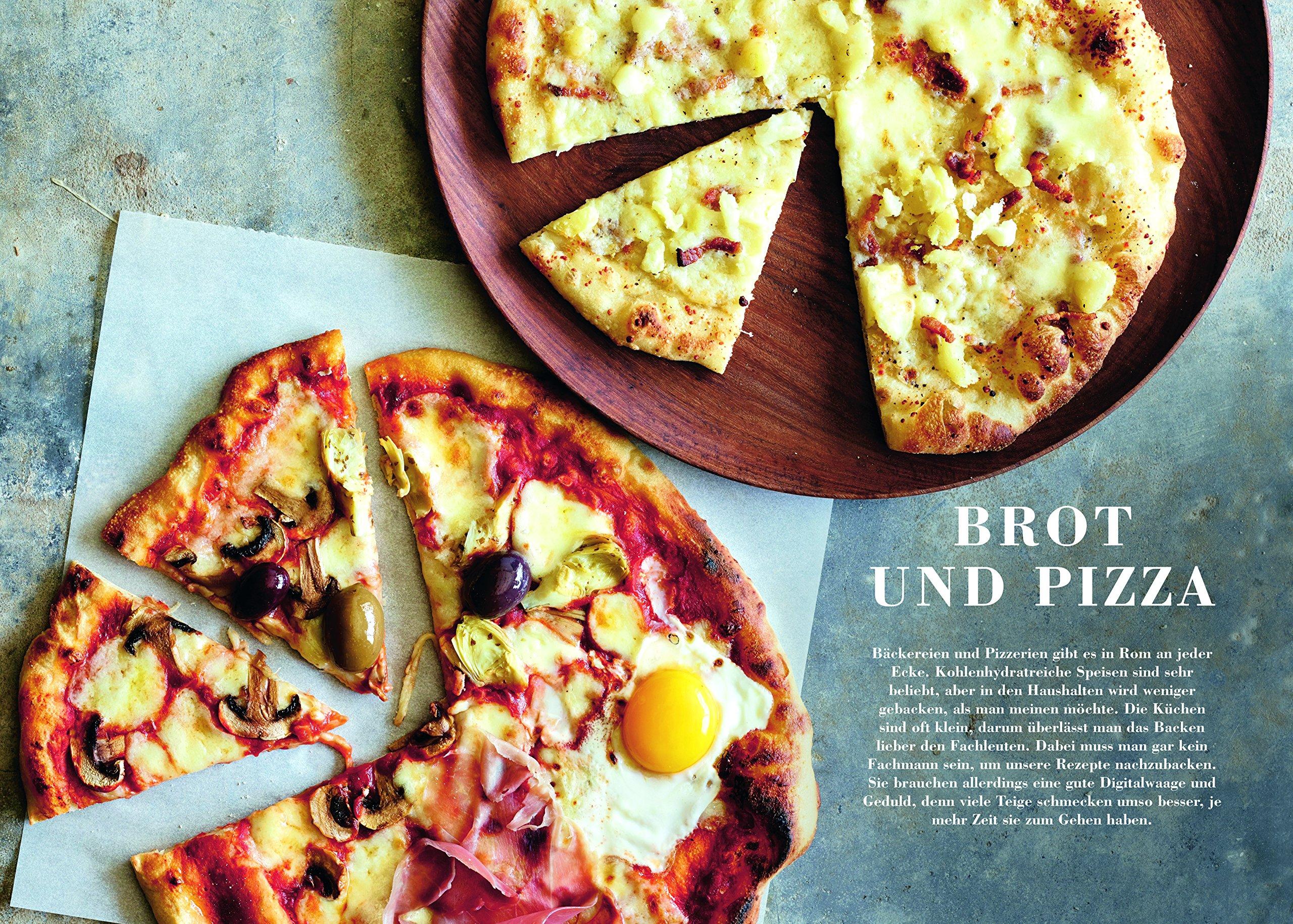 Rom Das Kochbuch 9783517095226 Amazon Com Books