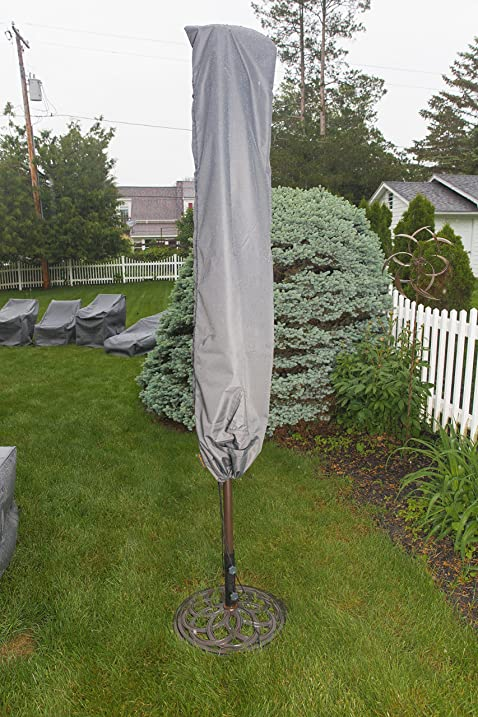 Hentex Cover Outdoor Patio Umbrella Cover, Top Quality, Highly Water  Resistant, Breathable,