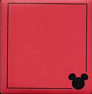 Philip Whitney 200 6x4 Album Pink Rose