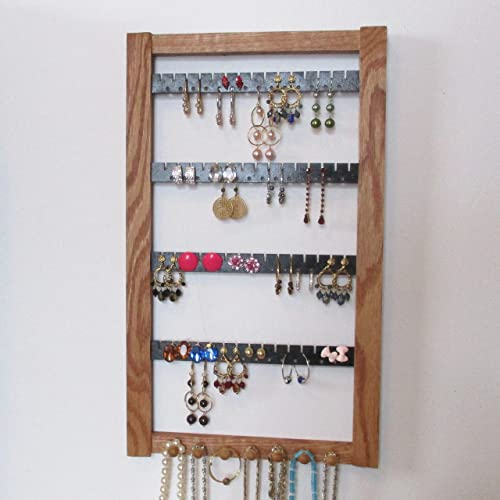 Jewelry Storage, Earring Holder, Necklace Holder, Jewelry Organizer, Earring  Storage, Jewelry