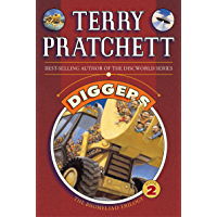 Diggers: Truckers/Diggers/Wings (Bromeliad Trilogy Book 2) book cover
