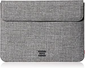Herschel Spokane Sleeve for MacBook/iPad, raven crosshatch, 13-Inch (New