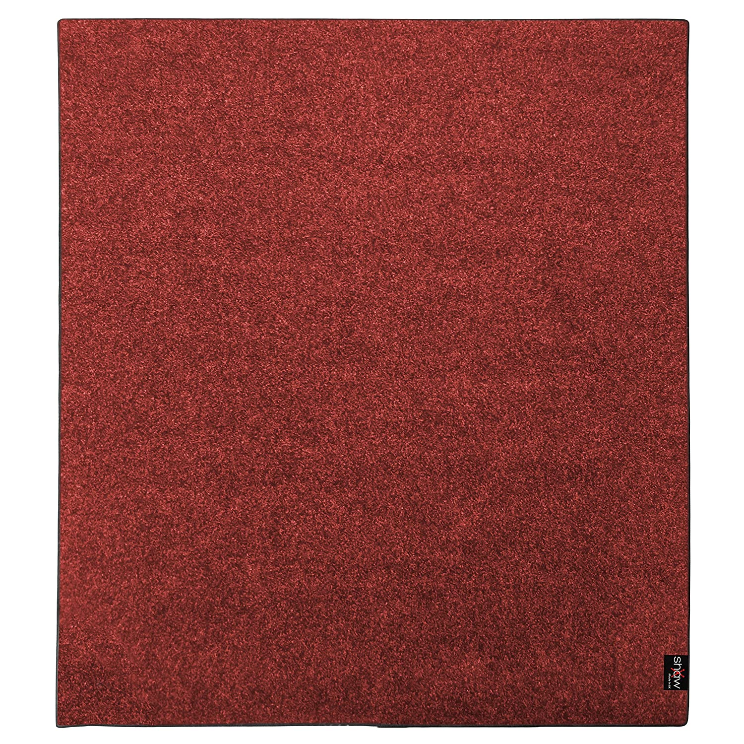 Shaw Riser Drum Mat (2m x 2.4m) with 2 straps - Red