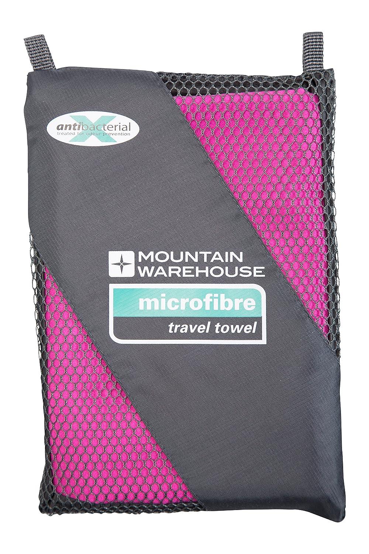 人気デザイナー Mountain Warehouseマイクロファイバー旅行タオル – Large – 70 130 x 70 Large cm – B01L2JKF9S Fuchsia Fuchsia, Abiding:a0694556 --- arianechie.dominiotemporario.com