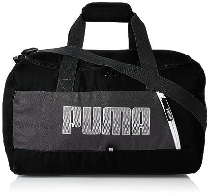 Puma Polyester 26 cms Black Sports Duffel (7509401)  Amazon.in  Bags ... 952d79bb7d24b