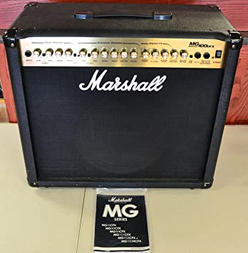 Marshall MG100DFX Combo Amplifier Electric Guitar Combo Amp