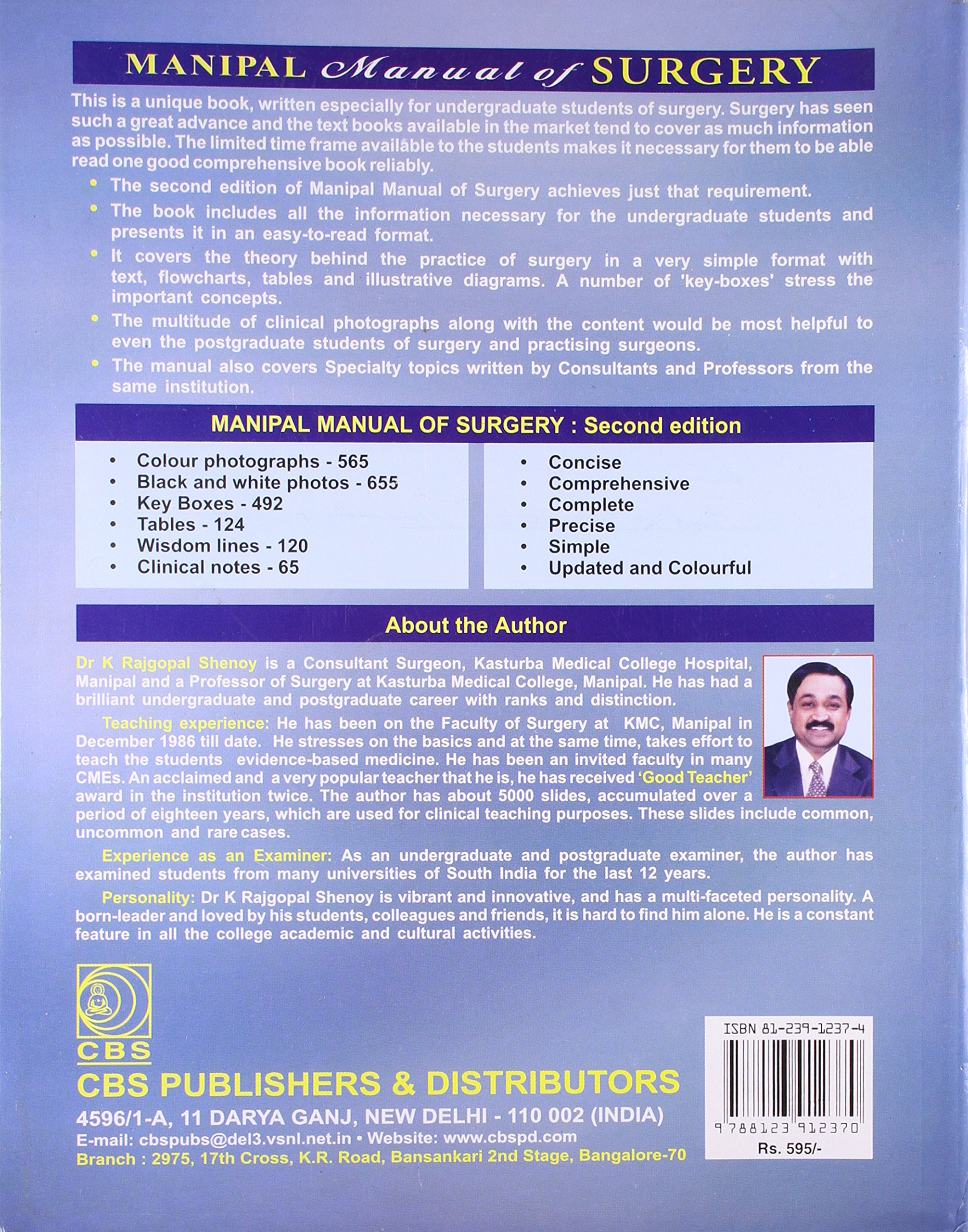 Buy Manipal Manual of Surgery: 0 Book Online at Low Prices in India | Manipal  Manual of Surgery: 0 Reviews & Ratings - Amazon.in