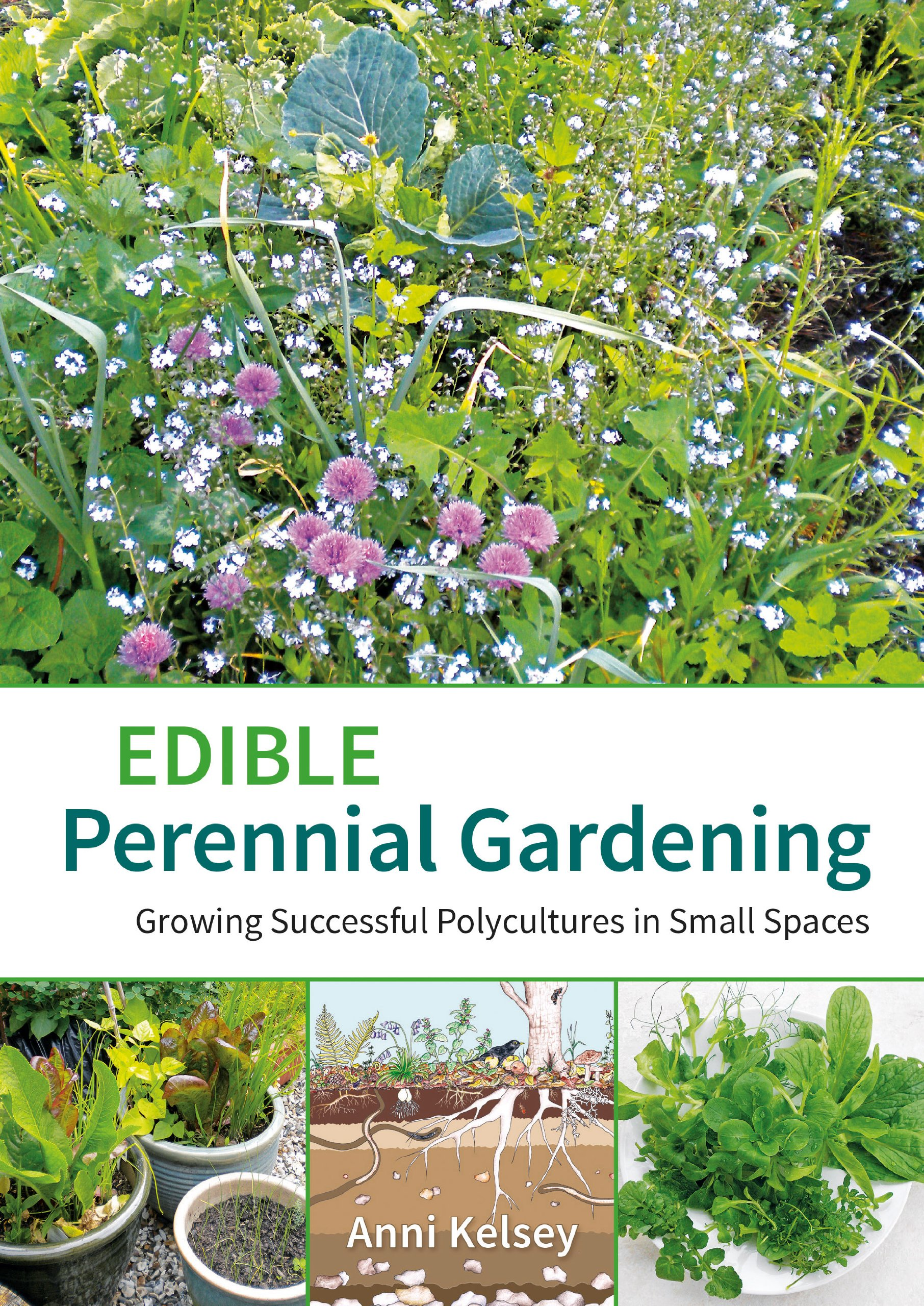 Edible Perennial Gardening Growing Successful Polycultures In Small