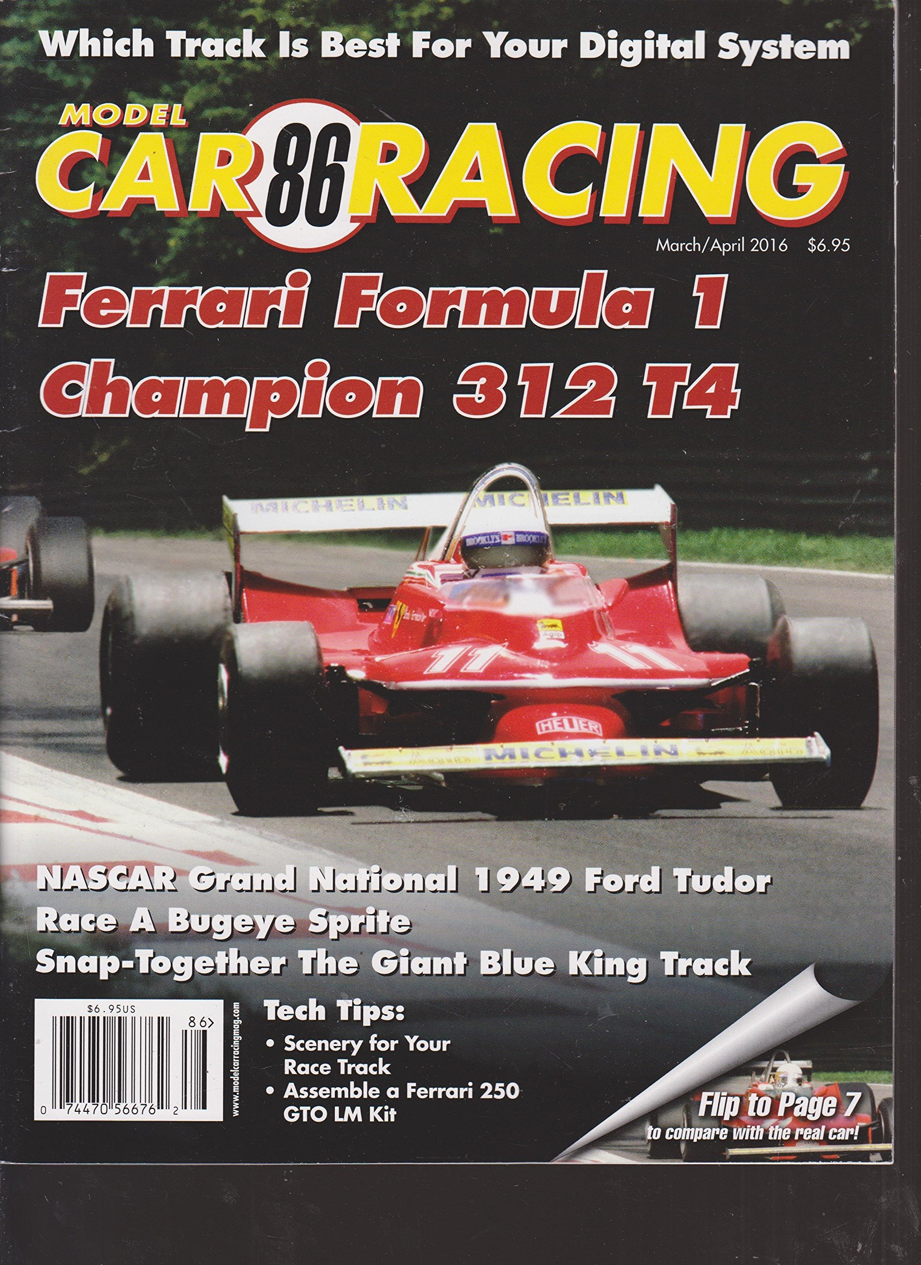 Read Online Model Car Racing Magazine March/April 2016 pdf epub