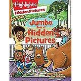 Jumbo Book of Hidden Pictures® (Highlights Jumbo Books & Pads)