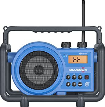 Sangean TB-100 Rechargeable Jobsite Radio