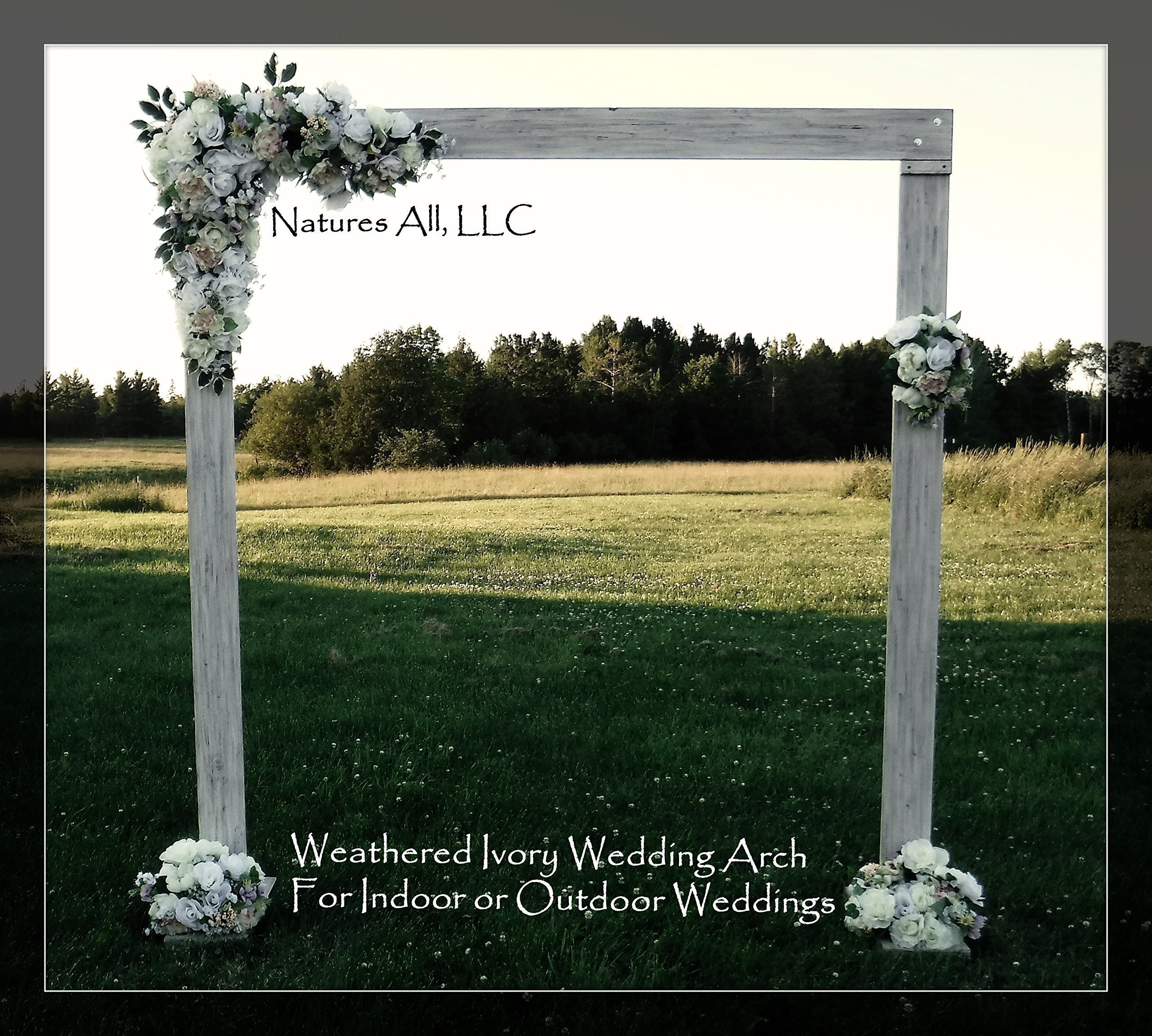 Wedding Arch! Weathered Ivory