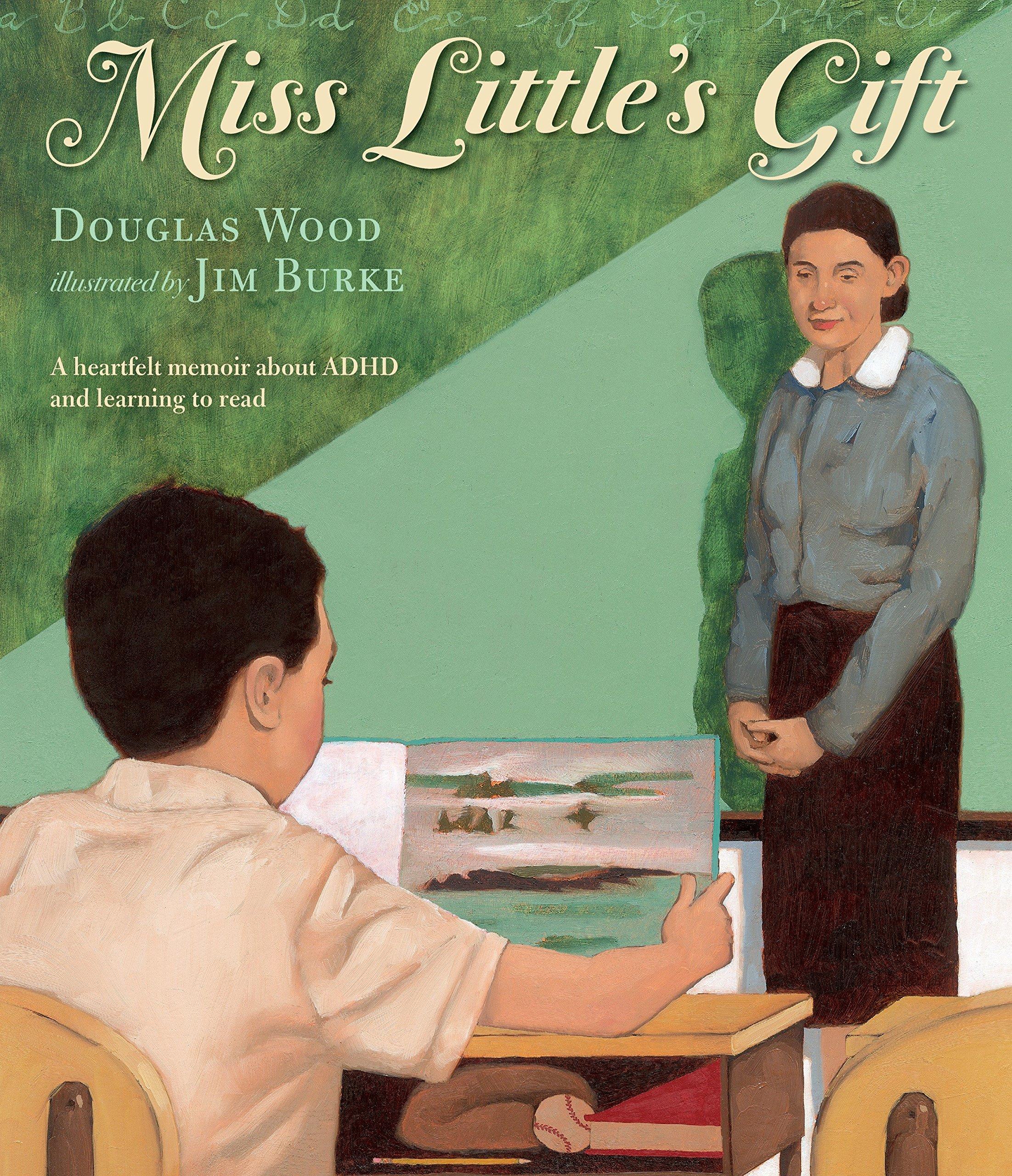 Miss Little s Gift Douglas Wood Jim Burke Amazon
