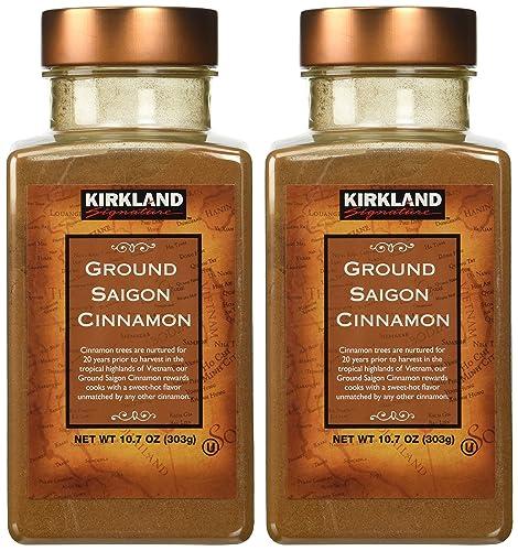 Kirkland Ground Saigon Cinnamon