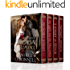 Heroic Tales of Medieval Romance: 4 Full-Length Medieval Romance Novels