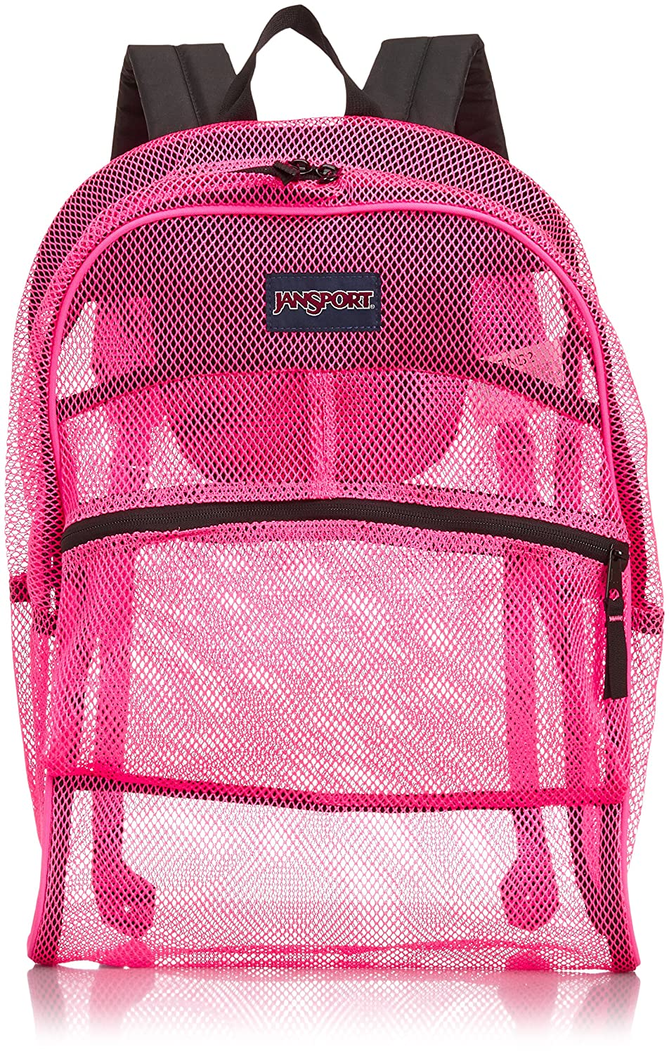 Neon Pink Jansport Backpacks For Girls